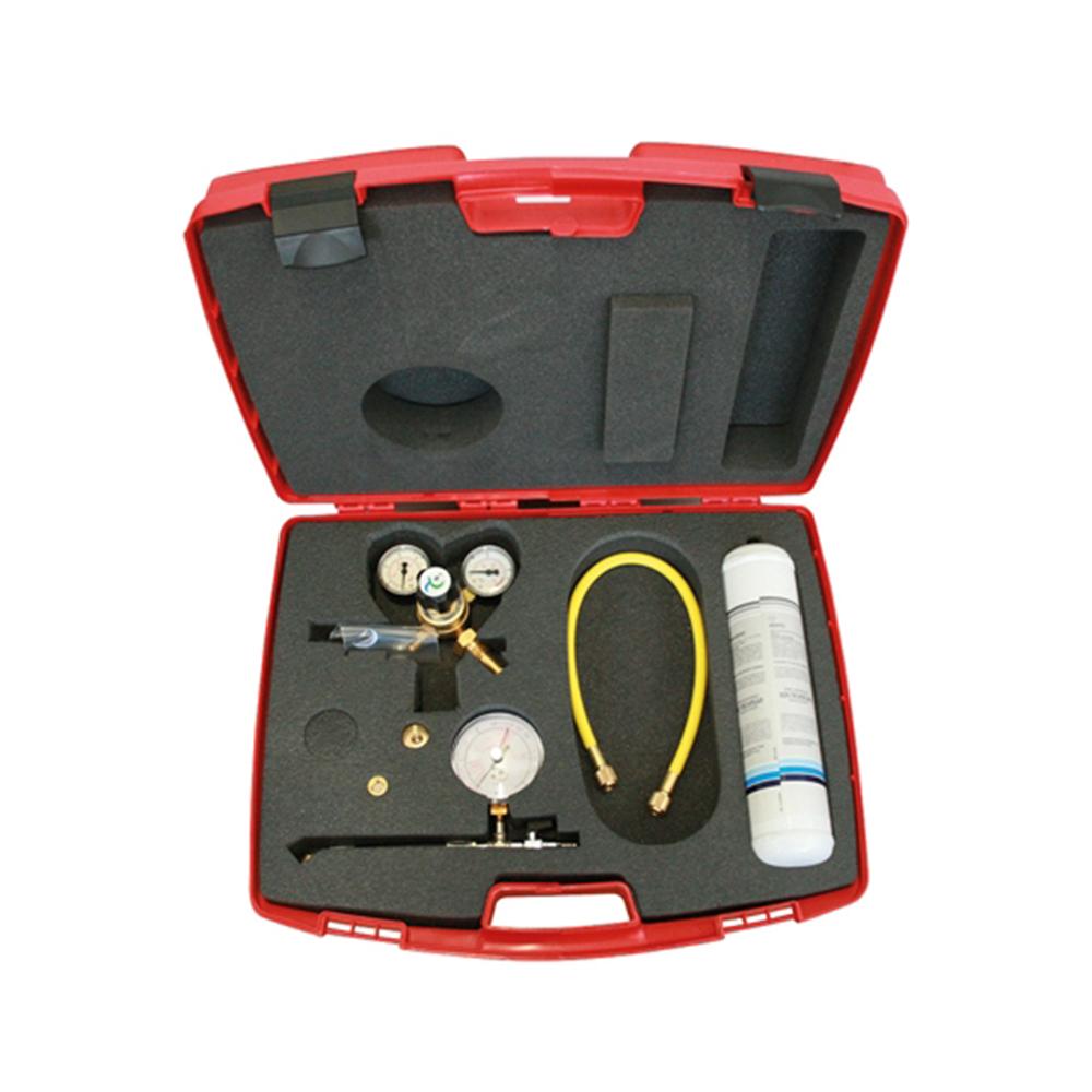 Mini kit verifica tenuta pressione impianti Tecnosystemi