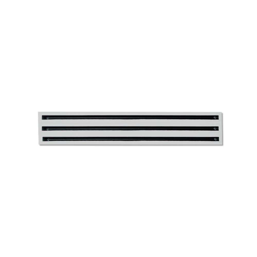Diffusore Lineare a 3 Feritoie in Alluminio anodizzato L.600 11174690