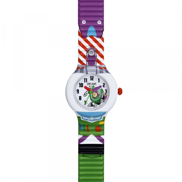 TOY STORY – OROLOGIO SILICONE STAMPATO – HWU1030