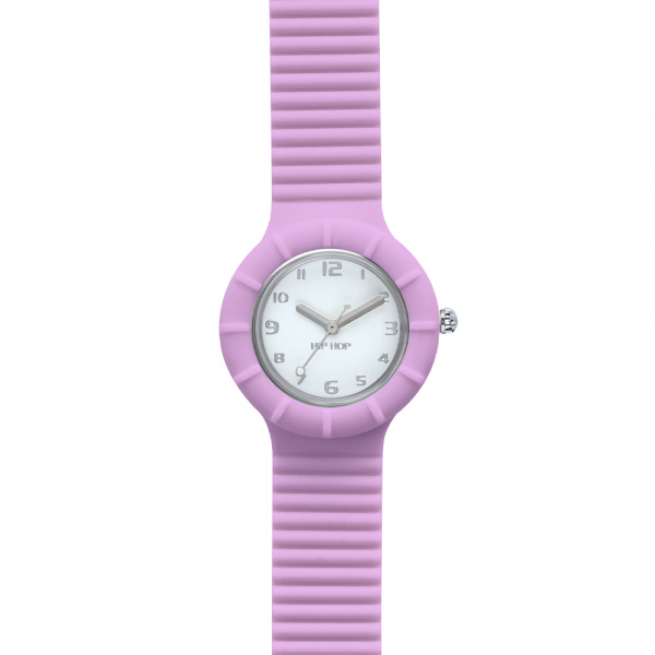 OROLOGIO SILICONE DONNA – ROSA – NUMBERS COLLECTION – HWU0955 | Hip Hop Watches
