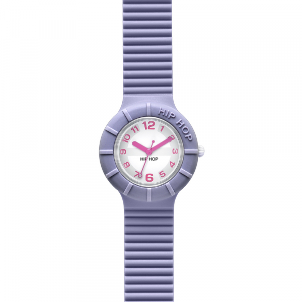 OROLOGIO SILICONE DONNA – VIOLA – NUMBERS COLLECTION – HWU0126 | Hip Hop Watches