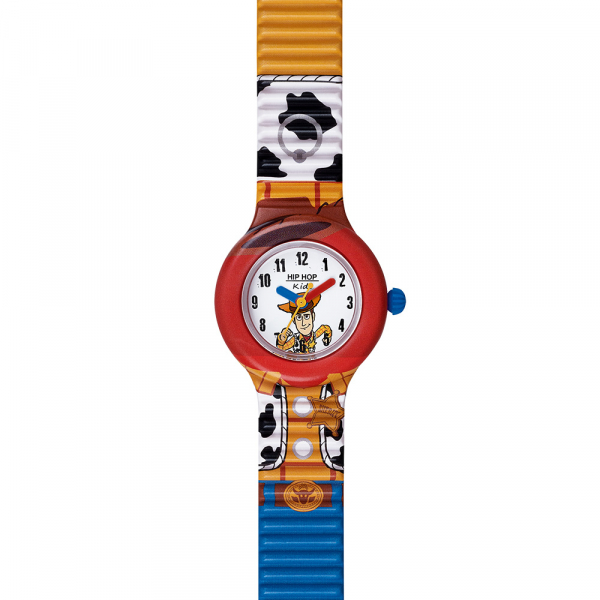TOY STORY – OROLOGIO SILICONE STAMPATO – HWU1031