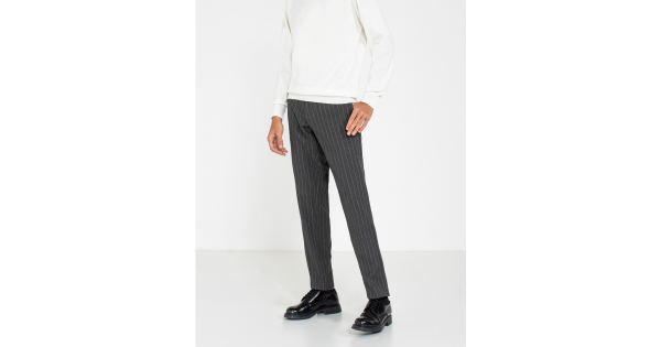 Pinstripes trousers