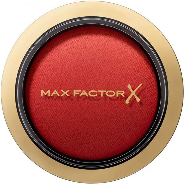 MAX FACTOR FARD VISO CREME PUFF BLUSH TEXTURE 35 CHEEKY CORAL