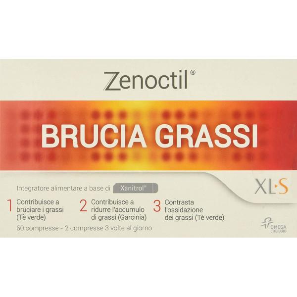 XLS BEAUTY XLS BRUCIA GRASSI 60 COMPRESSE