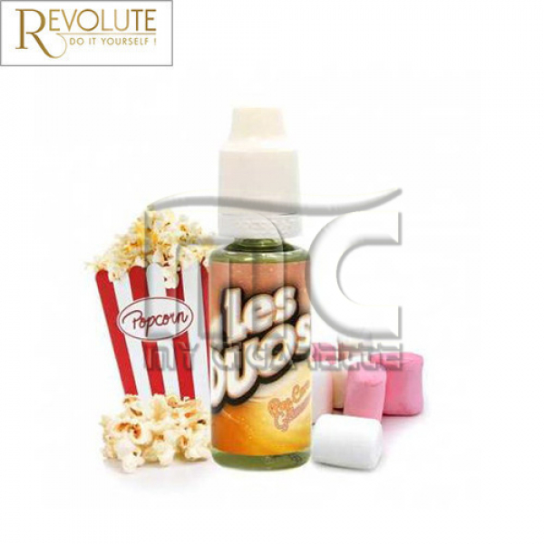 Revolute Les Duos  Aroma   Popcorn Marshmallow  20ml