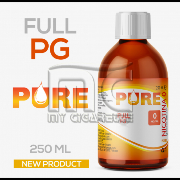 Pure Base Propylene Glycol 250ML