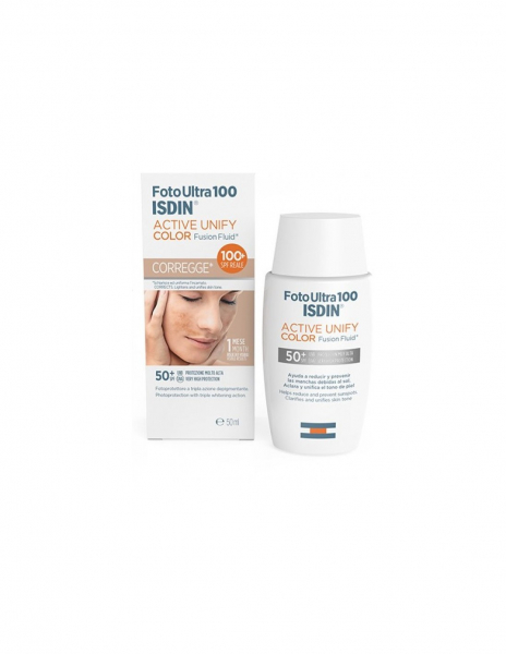 ISDIN FOTOULTRA ACTIVE UNIFY COLOR 50 ml