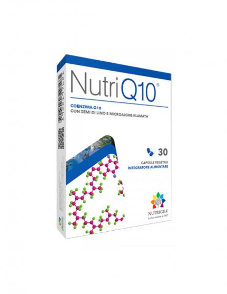 NUTRIQ10 30 capsule