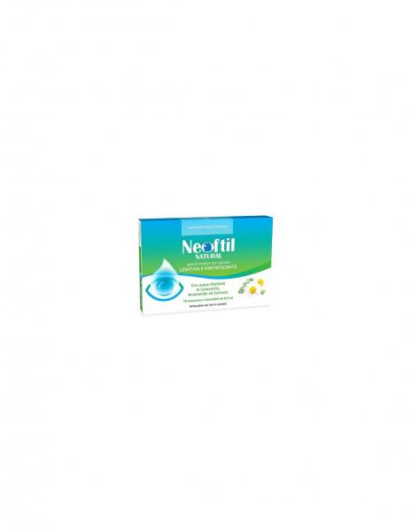 LDF NEOFTIL NATURAL 10 flaconi monodose