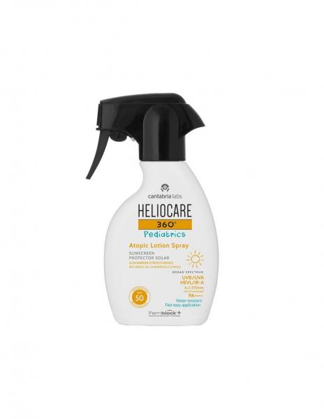 HELIOCARE 360 PEDIATRIC ATOPIC SPF50 Spray 250 ml