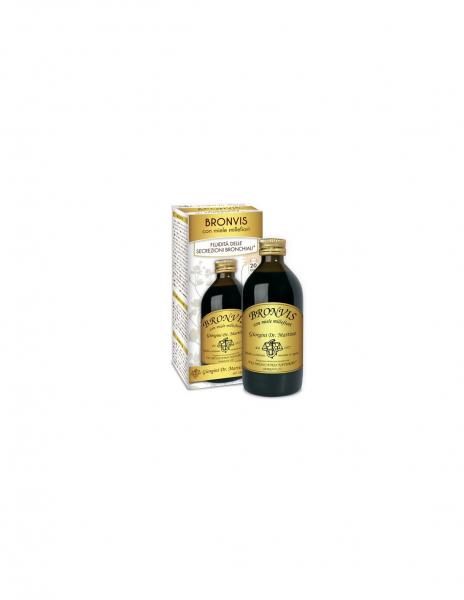 BRONVIS sciroppo con miele millefiori 200 ml