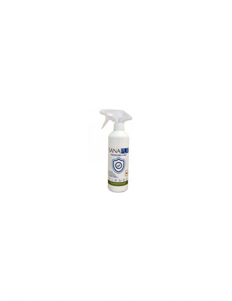 SANAPUR ECO Spray Igienizzante 100% Naturale 500 ml