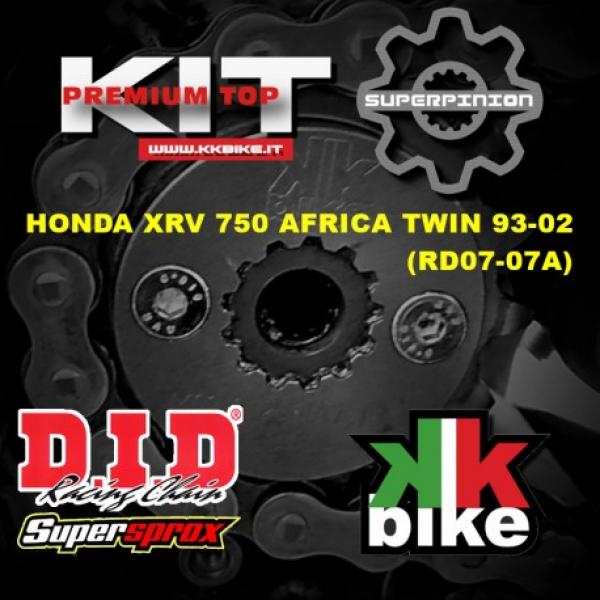 Kit Honda XRV 750 Africa Twin 93-02 (RD07-07A)