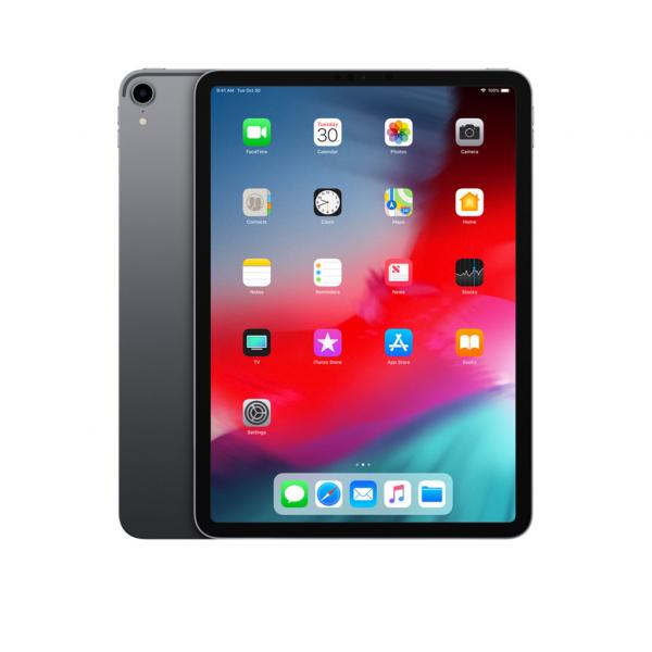 Apple iPad Pro 12.9″ 256 GB Grigio Siderale Versione Wi-Fi + 4G LTE (Ricondizionato)
