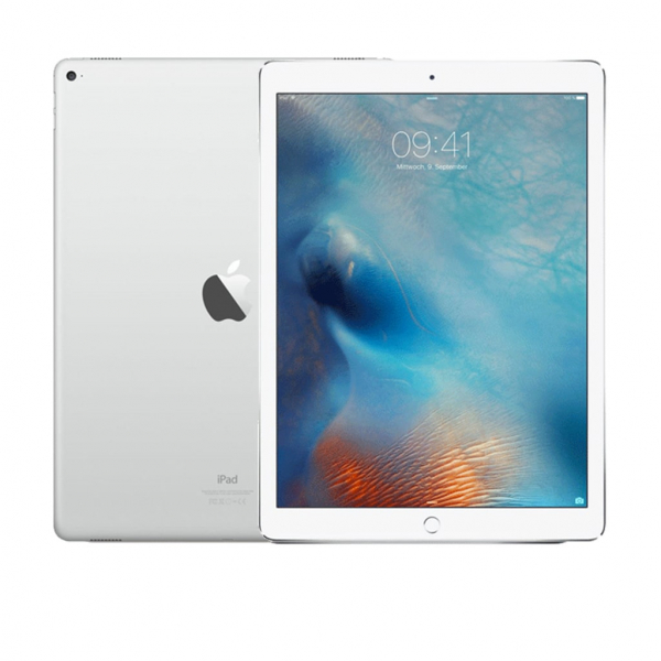Apple iPad Pro 12.9″ 64 GB (2a gen.) Argento Versione Wi-Fi + 4G LTE (Ricondizionato)