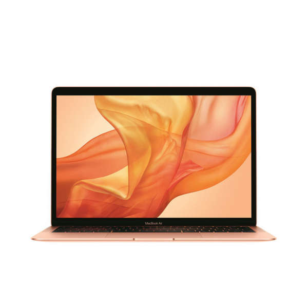 Apple MacBook Air 13.3″ Retina Oro intel® Dual-Core i5 1.6GHz 2019 (Ricondizionato)