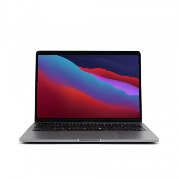 Apple MacBook Pro 13.3″ TouchBar Grigio Siderale intel® Quad-Core i7 2.7GHz 2018 (Ricondizionato)
