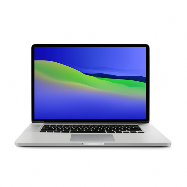 Apple MacBook Pro 15.4″ Retina intel® Quad-Core i7 2.2GHz Mid 2014 (Ricondizionato)