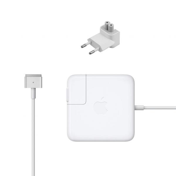 Apple MagSafe2 (2a Gen) 85W alimentatore caricabatterie originale (Ricondizionato)