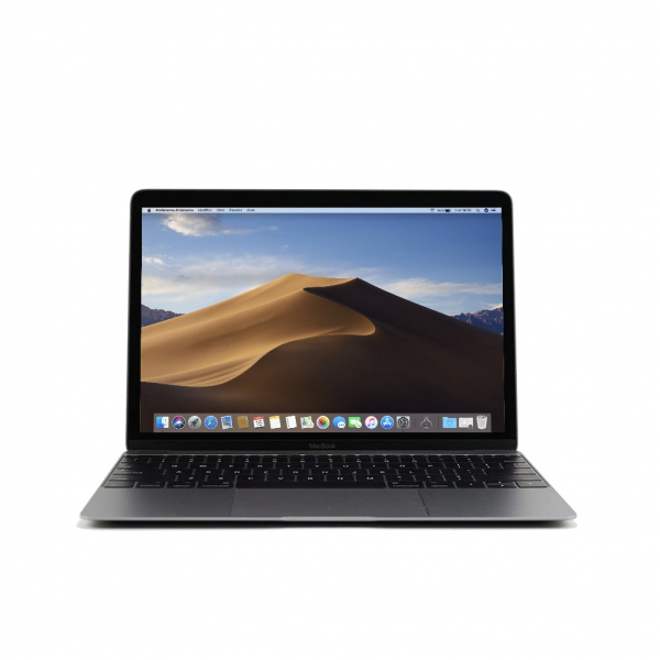 Apple MacBook 12.1″ Retina Grey intel® Dual-Core i5 1.3GHz Late 2017 (Ricondizionato)