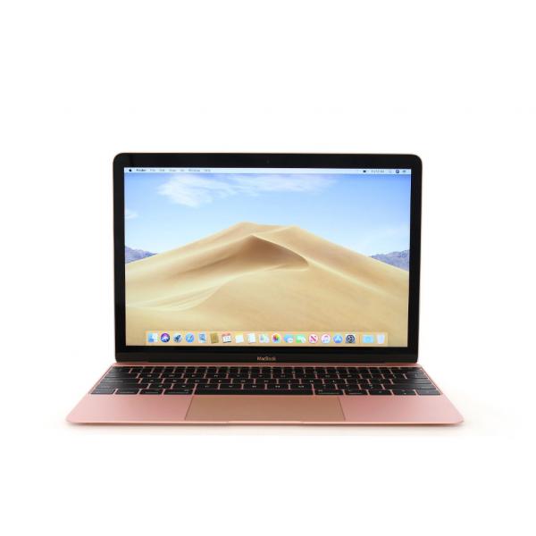 Apple MacBook 12.1″ Retina Rose Gold intel® Dual-Core M3 1.1GHz Early 2016 (Ricondizionato)