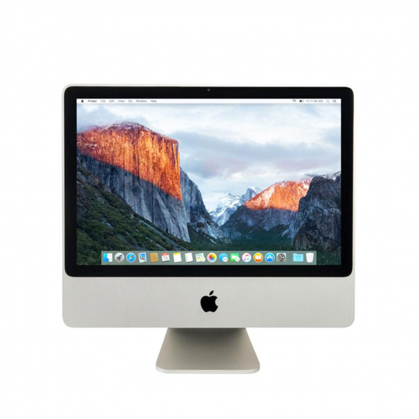 Apple iMac 20″ intel® Core 2 Duo 2.66GHz Early 2008 (Ricondizionato)