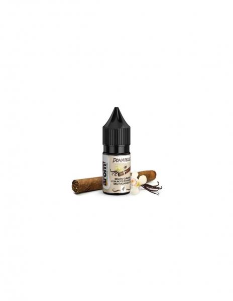 Donatello N.4 Liquido Aromì Easy Vape Aroma 10 ml Sigaro e Vaniglia
