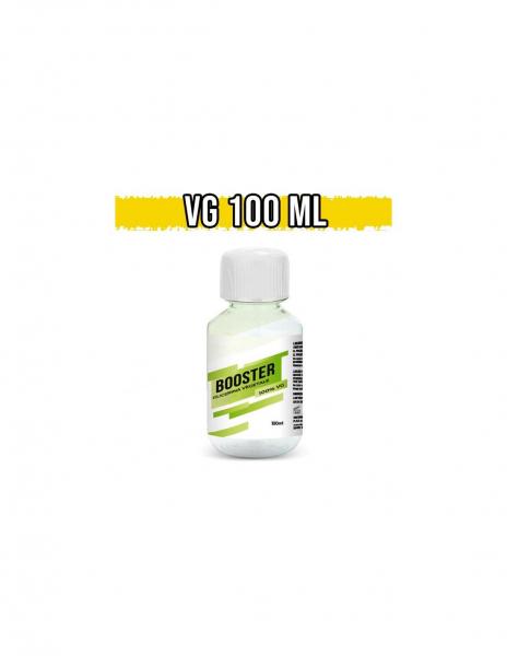 Glicerina Vegetale 100 ml Base Neutra Booster 100% VG Glicerolo