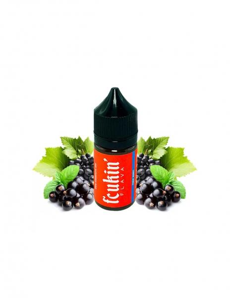 Freezy Grapes Low Menthol Aroma Fcukin' Flava Liquido 30 ml Uva e Menta