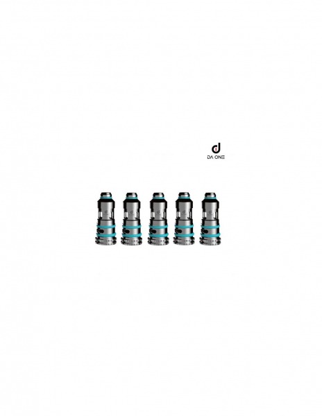 Barrel 2 Resistenze Head Coil Da One 0.3 ohm – 5 Pezzi