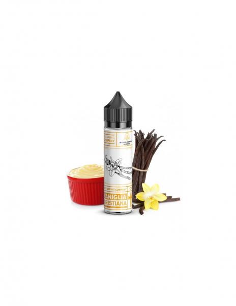 Vaniglia Cristiana Liquido Flavourlab Linea Holy Vaping Company da 20 ml Aroma Tabacco Vaniglia