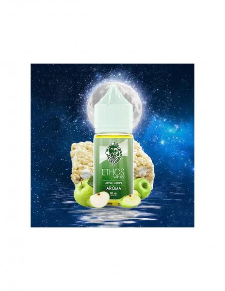 Crispy Treats Apple Liquido di Ethos Vapors da 30 ml Aroma Riso Soffiato e Mela Verde