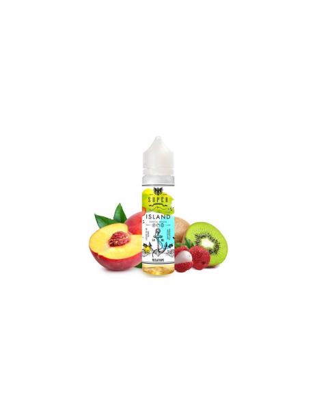 The Island Aroma Scomposto Super Flavor Liquido da 50ml