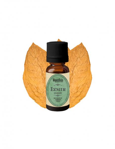 Izmir Liquido Il Vaporificio Selezione Aroma Organico 10 ml Tabaccoso