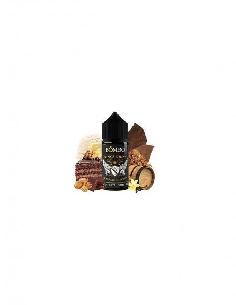 Don Juan Aldonza Aroma Concentrato Kings Crest Liquido da 30 ml Aroma Tabacco Cremoso