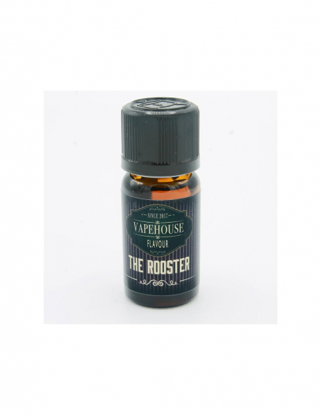 The Rooster Liquido 12 ml Vapehouse Aroma Sigaro Cubano