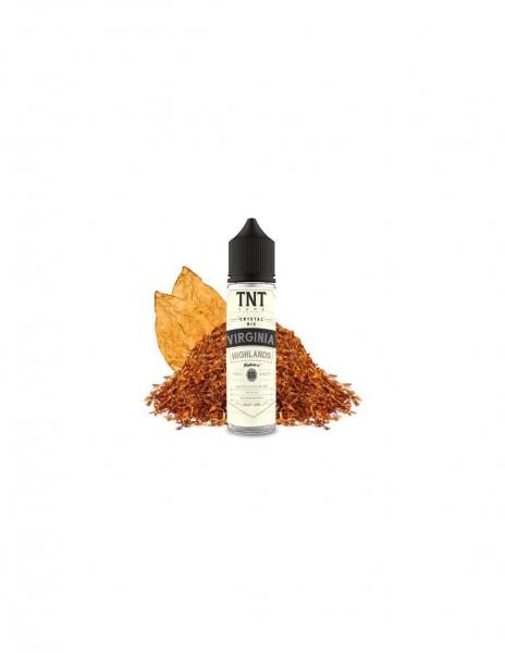 Virginia Highlands Liquido Crystal Mix TNT Vape Aroma 20 ml Tabaccoso