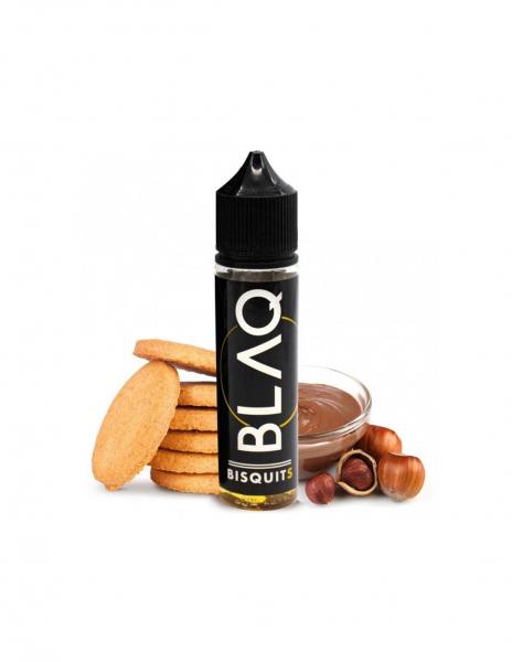 Bisquits Liquido BLAQ Aroma 20 ml Biscotti e Crema alle Nocciole