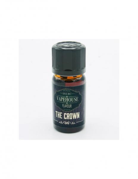 The Crown Liquido 12 ml Vapehouse Aroma Tabacco e Nocciola