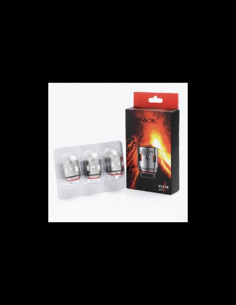 V12-T8 Resistenza Smok per Atomizzatore TFV12 Head Coil da 0,16 ohm – 3 Pezzi