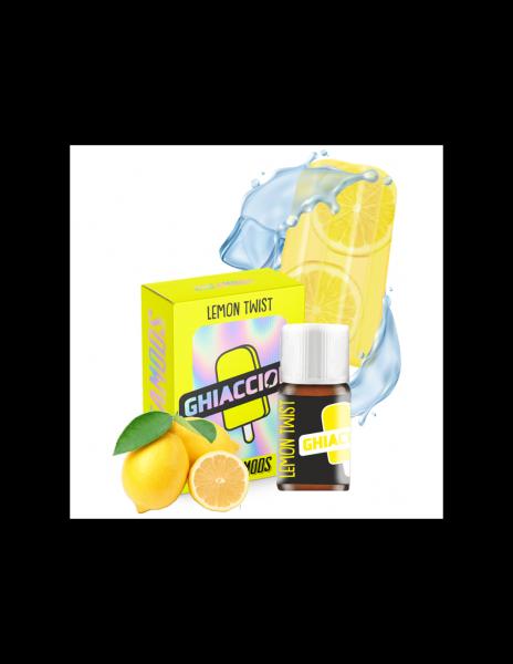 Lemon Twist Aroma Concentrato Dreamods Liquido 10ml Limone Ghiacciato