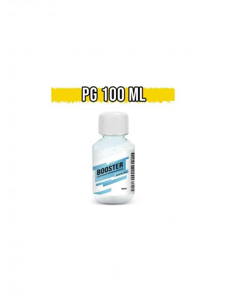 Glicole Propilenico 100 ml Base Neutra Booster 100% PG