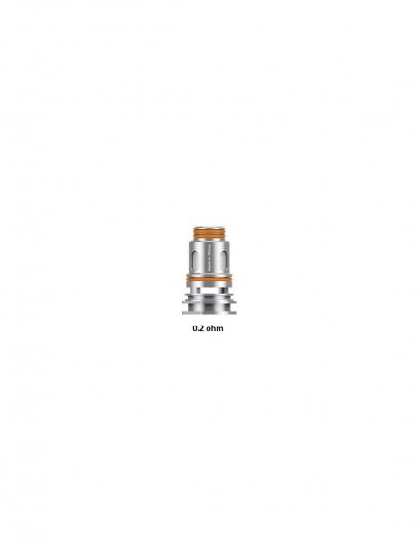 Serie P Resistenze Geekvape Head Coil 0.2ohm 0.4ohm 0.5ohm per Aegis Boost Pro – 5 Pezzi