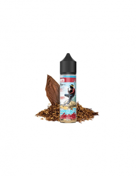 American Dandy Liquido Azhad's Elixirs 20ml Aroma Tabacco Biondo