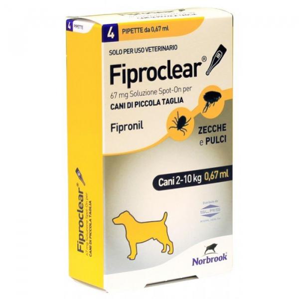 Fiproclear Cane 2/10 Kg