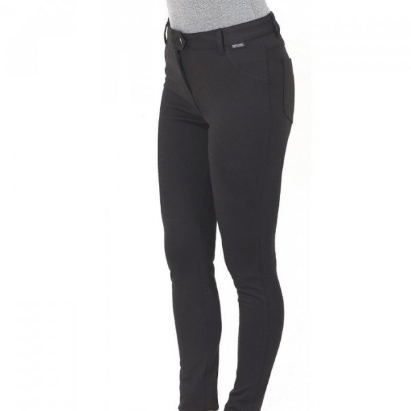 Pantalone Nero Seren Treggings