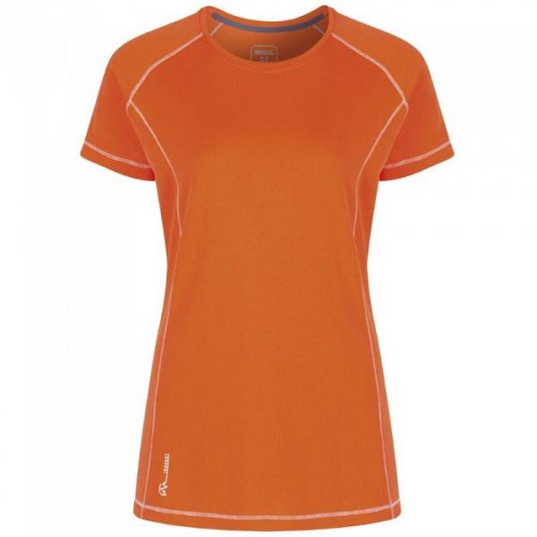 T-shirt Arancio Virda