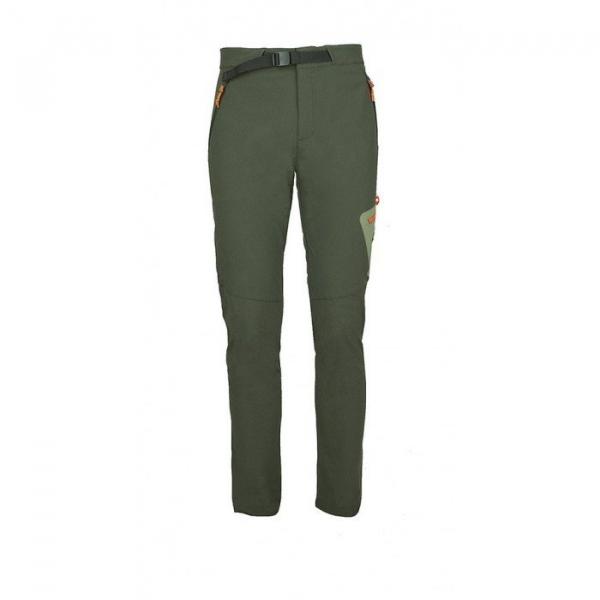 Pantalone Stretch Verde Brice Canyon