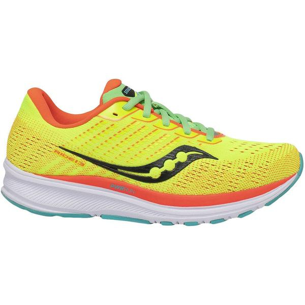 Saucony Ride 13 Citron Mutant – Scarpa Running
